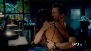 Burn Notice - Michael & Fiona - X