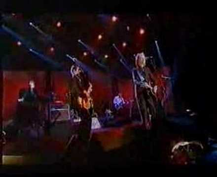 Bob Geldof - Diamond Smiles - Live on Parkinson