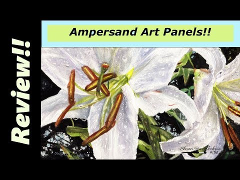 Ampersand Art Panels Review