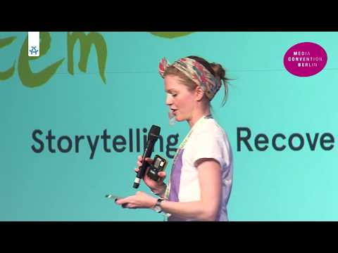What we talk about when we talk about mental health (in the media) | Media Convention Berlin 2018