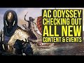 Assassin's Creed Odyssey DLC - Checking Out All The New Stuff (Weekly Reset July 16)