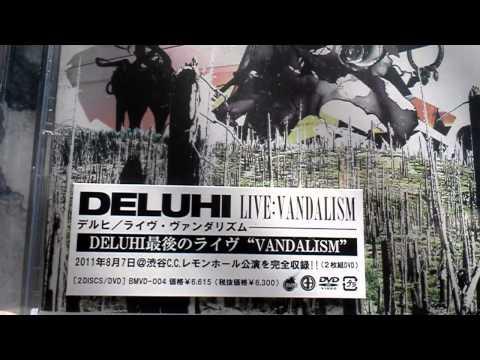 Deluhi Vandalism dvd / unboxing