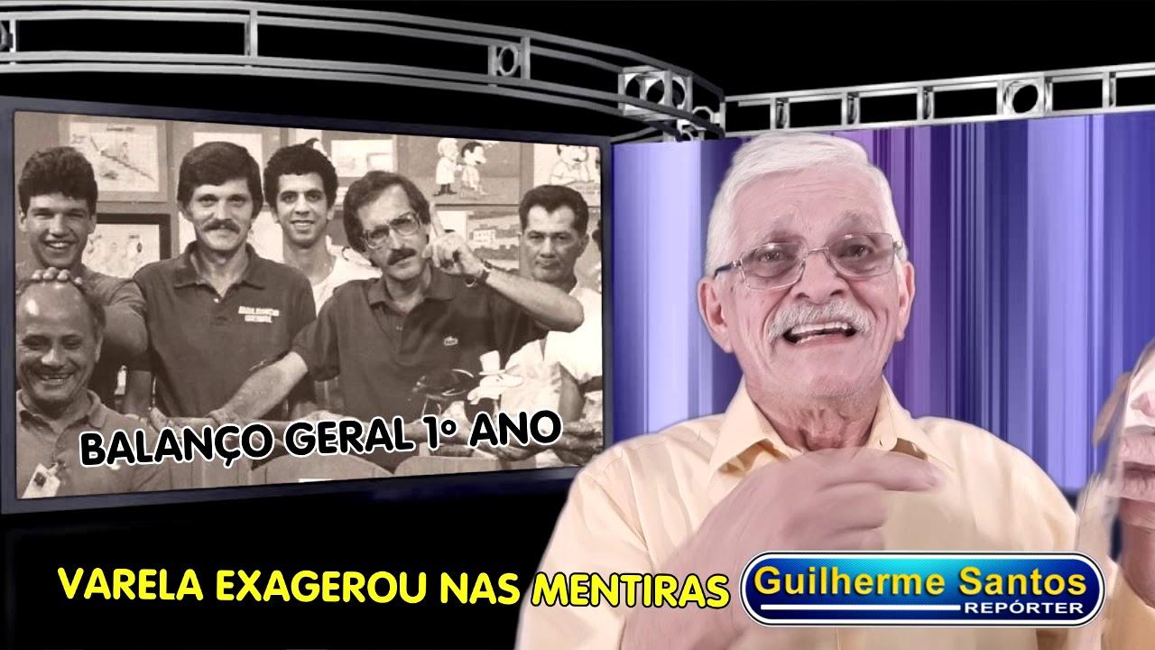Desmascarando Raimundo Varela - Balanço Geral da TV