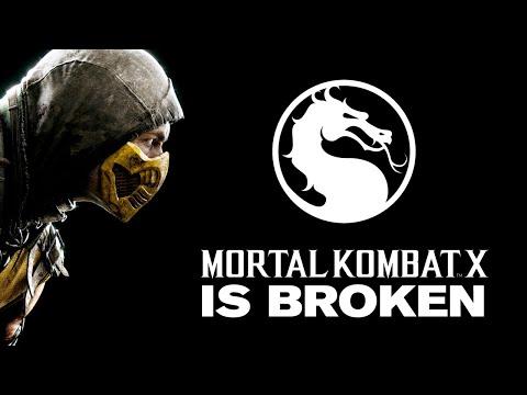 [NOW FIXED, CHECK DESCRIPTION FOR INFO] Mortal Kombat X is Broken