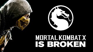 [NOW FIXED, CHECK DESCRIPTION FOR INFO] Mortal Kombat X is Broken