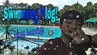 SWIMMING VLOG!