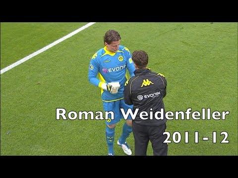 Roman Weidenfeller Compilation | Borussia Dortmund 2011-12