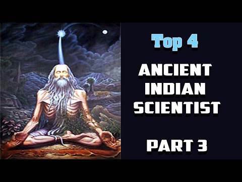 Top 4 - Ancient Indian Scientists Part 3- Physicists, Chemists and The field of Medicine  | SC #192