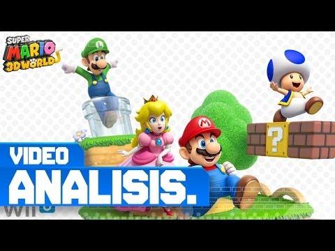 VIDEO ANÁLISIS: Super Mario 3D World