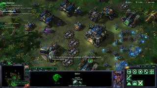 StarCraft II: Wings of Liberty Campaign Mission 8 - Welcome to the Jungle