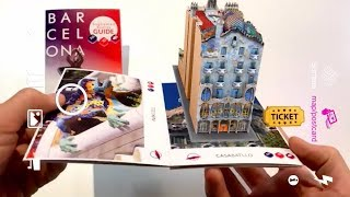 Ar Tour - Augmented Reality Guide of Barcelona.