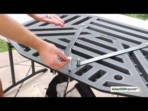 ProFlex Basketball Set Installation Video| JumpSport Trampoline