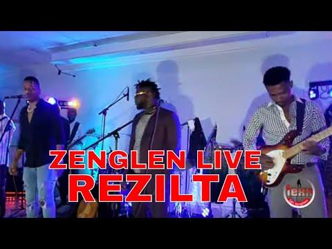 Rezila  - Zenglen Live @ Hollywood Ballroom In Maryland (21 Sept 2019)