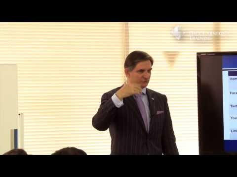 How To Work On Your Business Not In Your Business (Dale Carnegie Training, Dr. Greg Story)