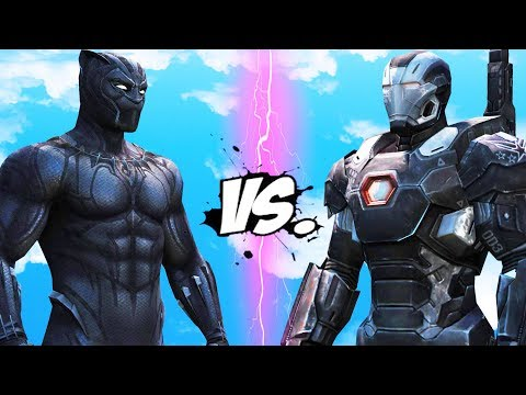 black-panther-vs-war-machine---epic-battle