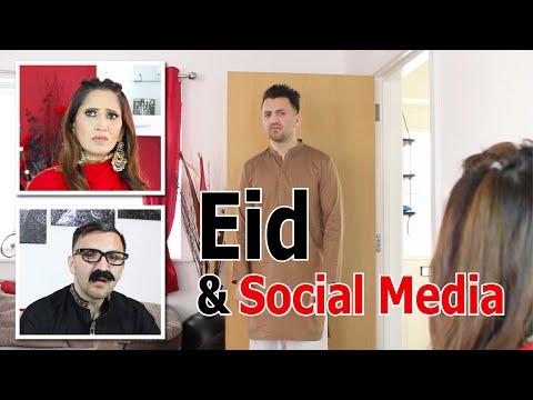 Eid & Social Media | OZZY RAJA