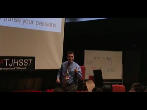 The Ultimate Form of Motivation is a Good Sandwich | Evan Glazer | TEDxTJHSST