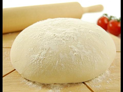 Тесто для домашней пиццы. Пышная домашняя пицца. Тесто для жареных пирожков