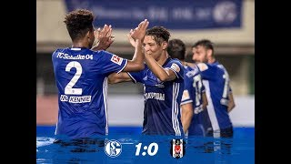 Video Gol Pertandingan Schalke 04 vs Besiktas