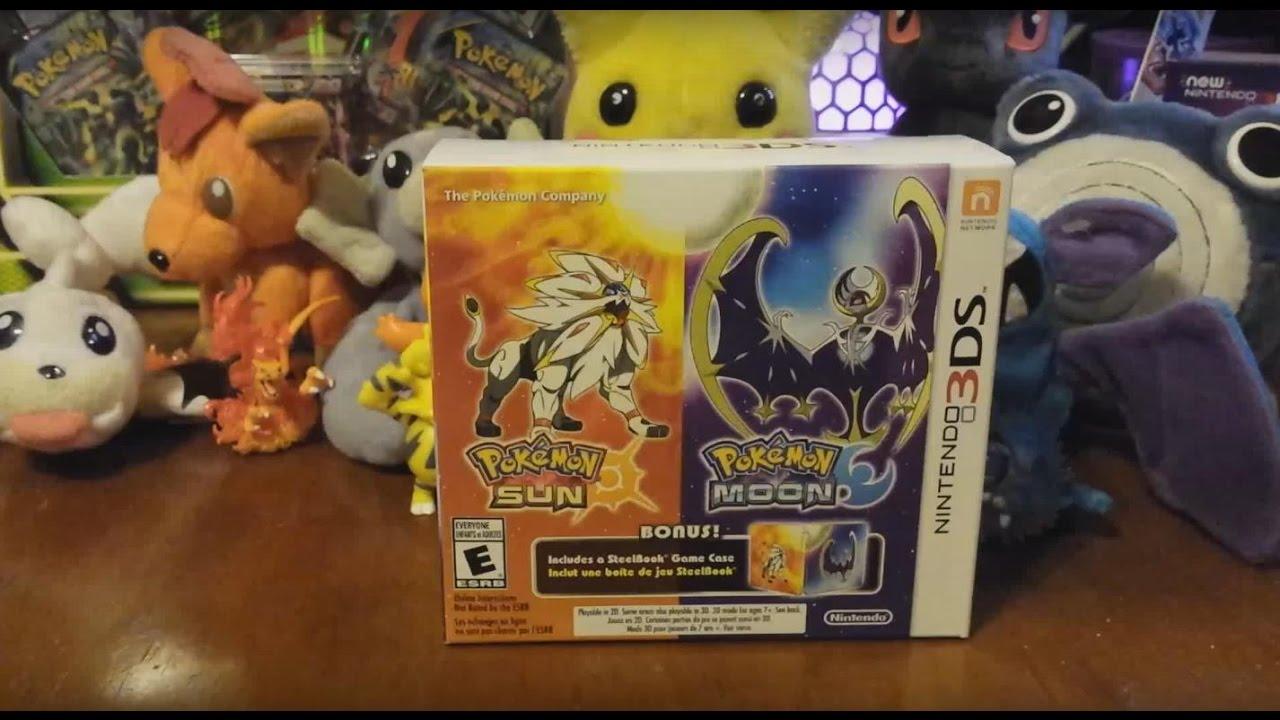 pokemon ultra sun dual edition