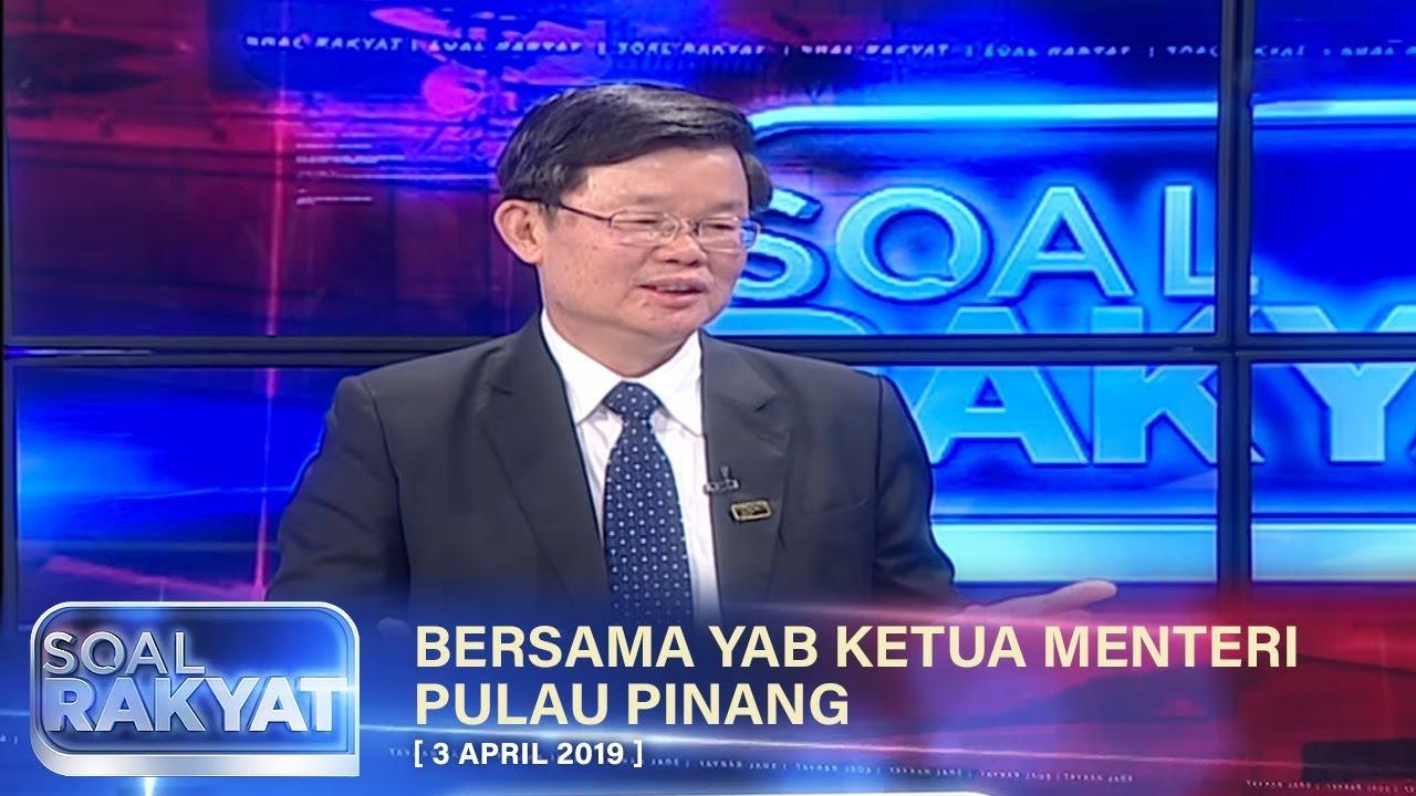 Azmin Pemalas Ketua Menteri Pulau Pinang Kata Cepot Post