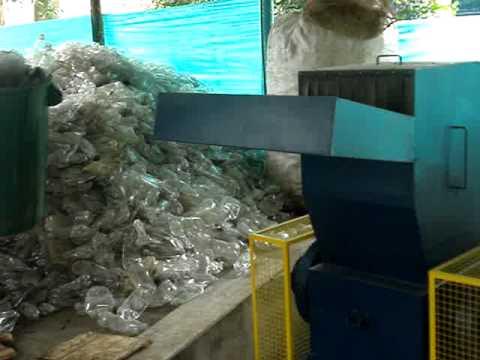 Maquinaria para reciclaje plastico youtube - Maquina de reciclaje de plastico ...