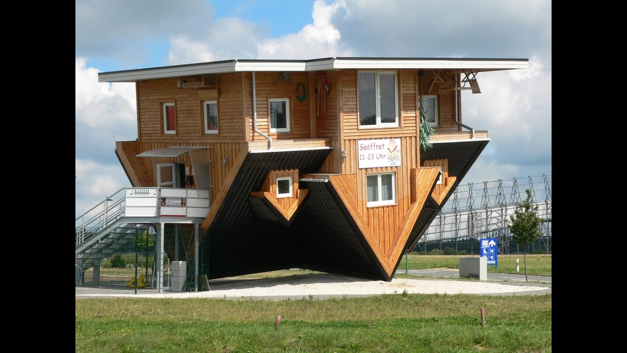Upside down caf latest for Home design news