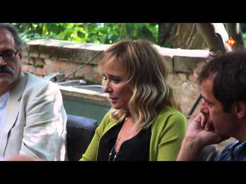 Venezia, 72° Festival del Cinema - Intervista a Valeria Golino, Giuseppe Gaudino,e Cast