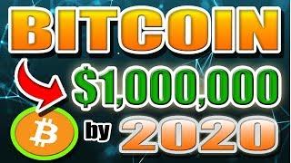 Will Bitcoin (BTC) hit $1,000,000 USD? Here's who thinks so!
