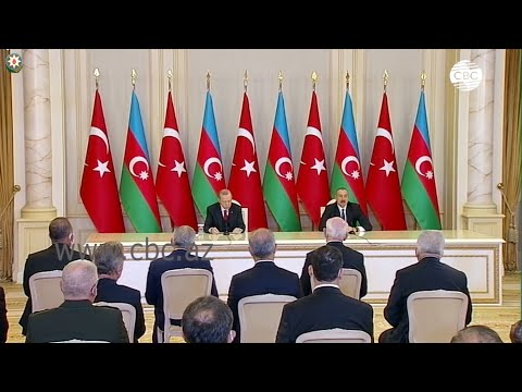 Ильхам Алиев и Реджеп Тайип Эрдоган договорились посетить Шушу