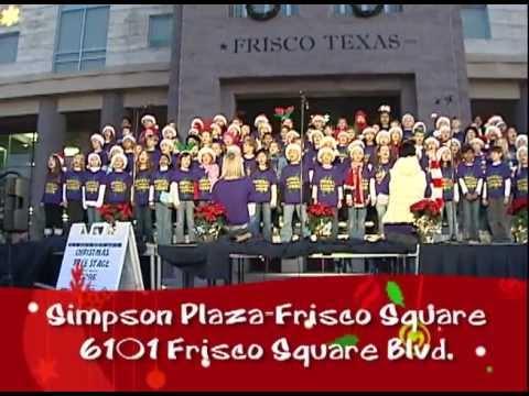 City Of Frisco's Merry Main Street
