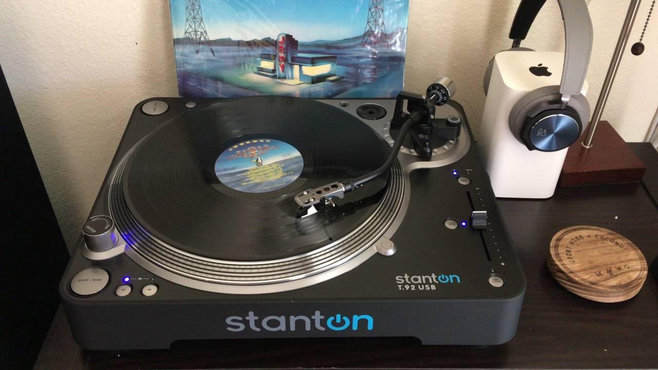 Stanton T92 Turntable