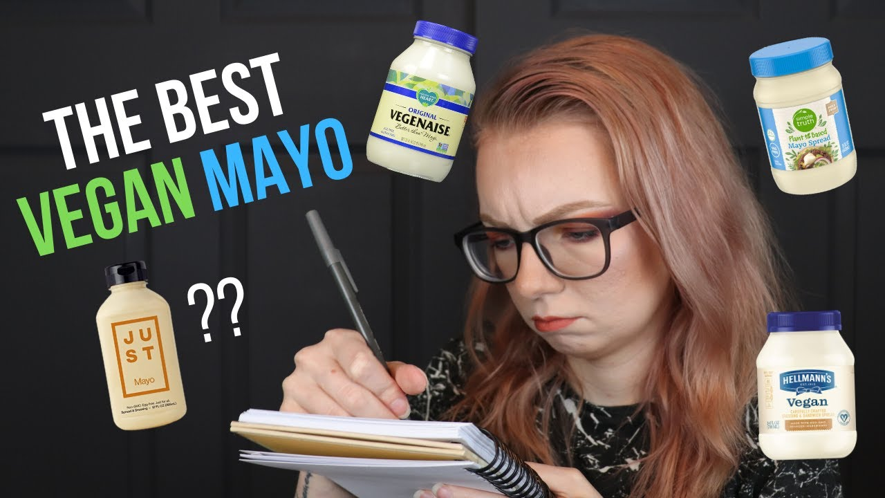 What's the BEST Vegan Mayo? | Plus What Happened to Just Mayo