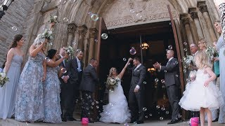 Colleen & Zach: Cincinnati Spring Wedding Film