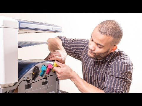 Computer, Automated Teller, And Office Machine Repairer Career Video