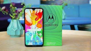 Motorola Moto G7 Plus: Unboxing & Erster Eindruck | Hands On | deutsch