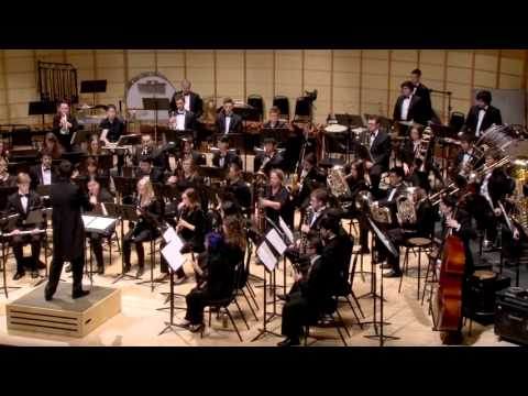 """Johan DeMeij   Symphony No. 1 """"The Lord of the Rings"""""""