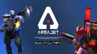 Armajet First Impressions 2019 | Your First Steps Sidescrolling Jet Shooter