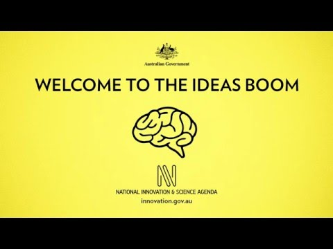 National Innovation and Science Agenda Roadshow
