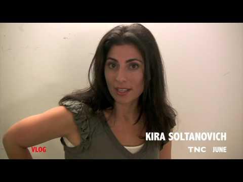 Kira Soltanovich on Smurfs, Cats & Buttafuoco's