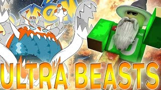 🔴 🔴HUNTING FOR ULTRA BEASTS IN PROJECT POKEMON!! POUVONS-nous TROUVER UN!?! Roblox!! 🔴 🔴