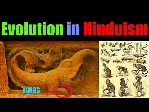 Evolution Documented 2000 Years Before Darwin - Ancient Aliens In India?