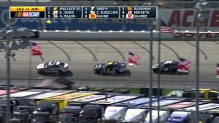 NASCAR XFINITY Series - Full Race - Buckle Up 200 Presented by Click It Or Ticket at Dover