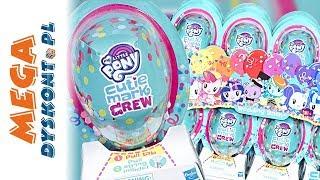 My Little Pony   Balonowa confetti niespodzianka  Cutie Mark Crew  E5966