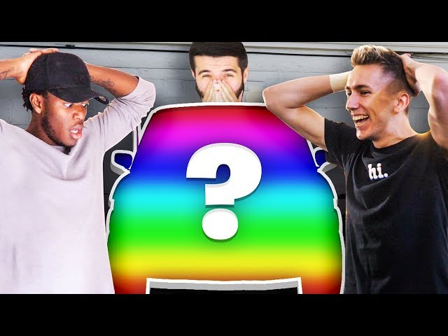 SIDEMEN REACT TO THE WEIRDEST CAR EVER