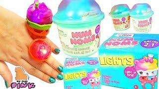 Num Noms Blind Packs ПОДАРКИ ДЛЯ ВАМПИРИНЫ! Vampirina Видео для Детей #Сюрпризы | My Toys Pink