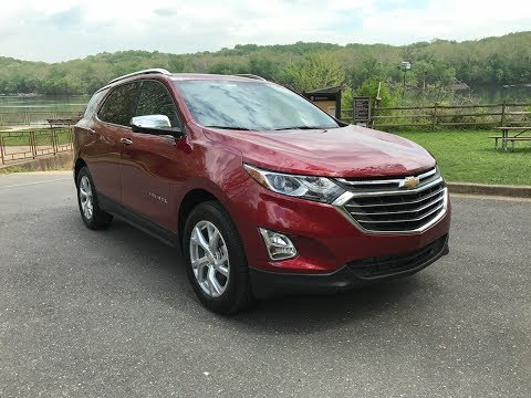 2018 Chevrolet Equinox 1.5T – Redline: Review