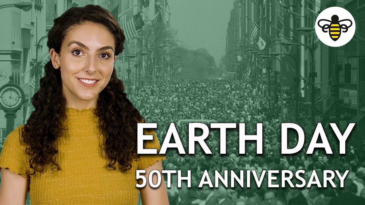 Earth Day: How the world's largest environmental movement was born