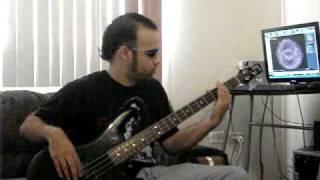 Gualbert Menéndez - Green Jelly Three Little Pigs Bass Cover