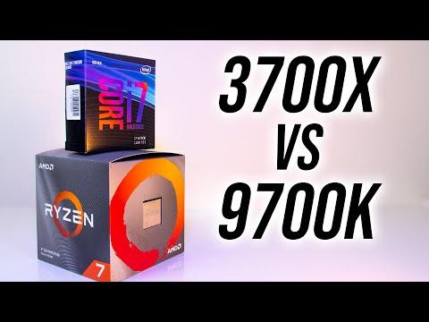 AMD Ryzen 7 3700X vs Intel i7-9700K - Which 8 Core CPU In 2019?